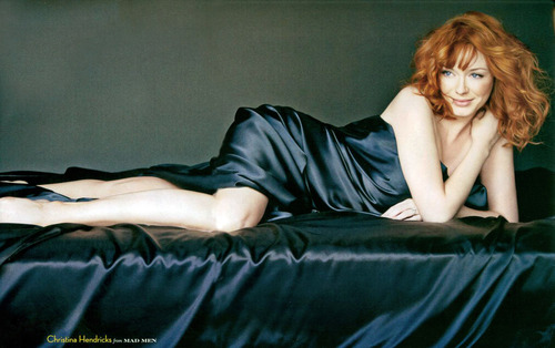 Christina hendricks curves